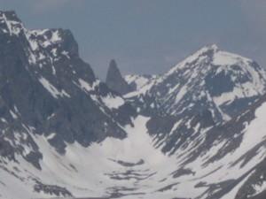 The Beartooth Mountain, Beartooth Pass