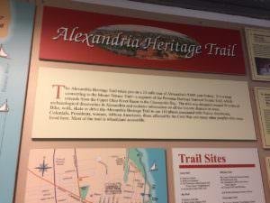 Alexandria Heritage Trail
