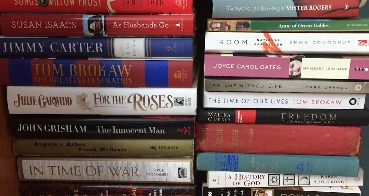 Why I showcase Books