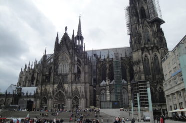 Like Dining Out? Literally? Go to Cologne, Germany