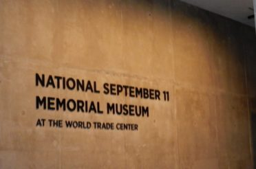 9/11 Memorial & Museum and The Diary of Anne Frank