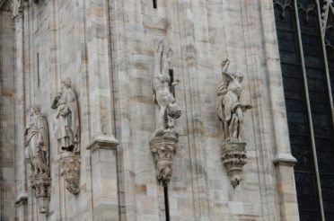 The Variety of Marvelous Milano, Italy