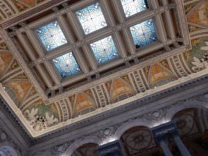 Foyer Ceiling - Library of Congress