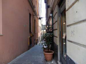 Genoa, Italy carrugi