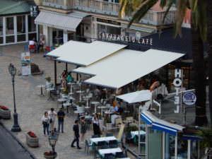 Happy Hour place, Cafe Boasi/Caravaggio Cafe