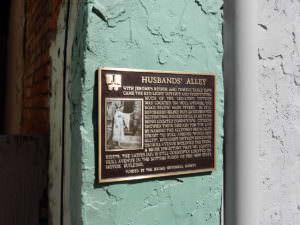 Husband's Alley, Jerome, Arizona