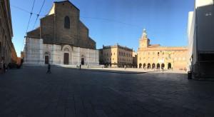Piazza Maggiore - Bologna, Italy