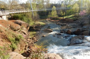 Greenville, South Carolina – One of the Most Beautiful Downtowns in the USA