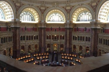 The Library of Congress and More DC Delights