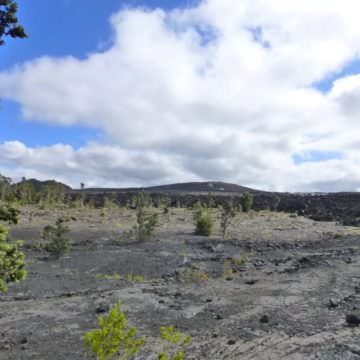 In The Moment, Hiking Hawaiian Lava Fields