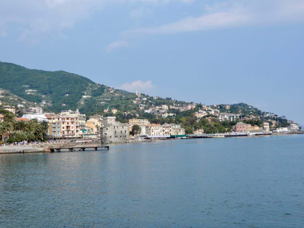 Rapallo - sea side