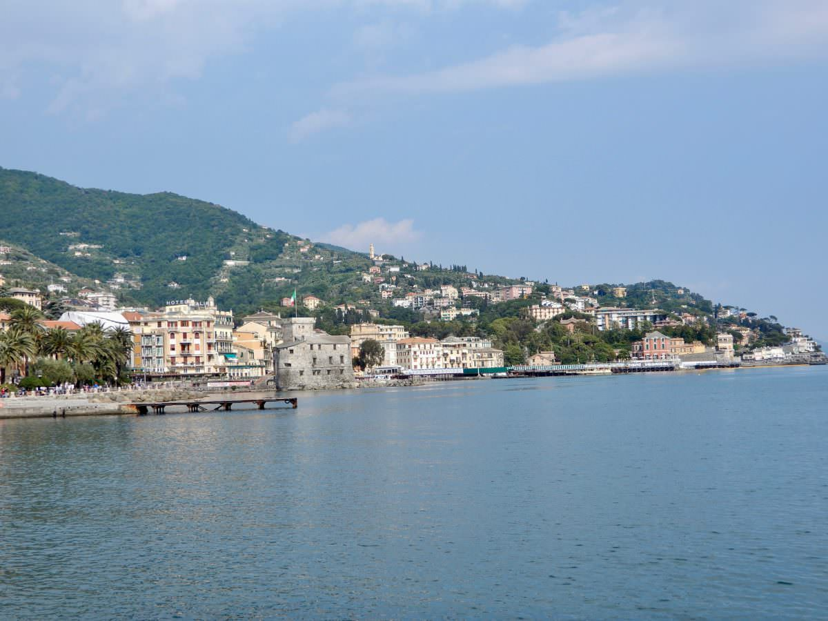 Musings on the Enchantment of the Italian Riviera