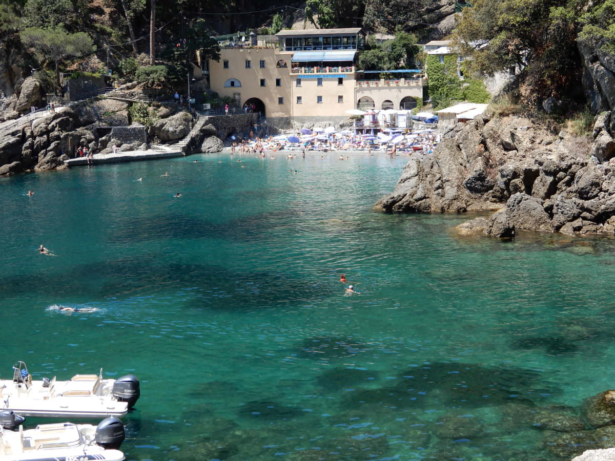 Surviving the Hike from Portofino to San Fruttuoso