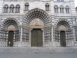 San Lorenzo Cathedral - Genoa, Italy