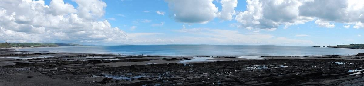 Saundersfoot, Pembrokeshire, Wales