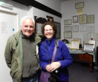Trevor & Jackie in The Mayor's Parlour