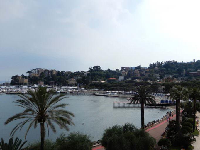 Italy's Beautiful 19th century haven of Rapallo still rocks