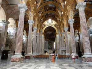 Basilica of the Santissima Annunziata del Vastato Center
