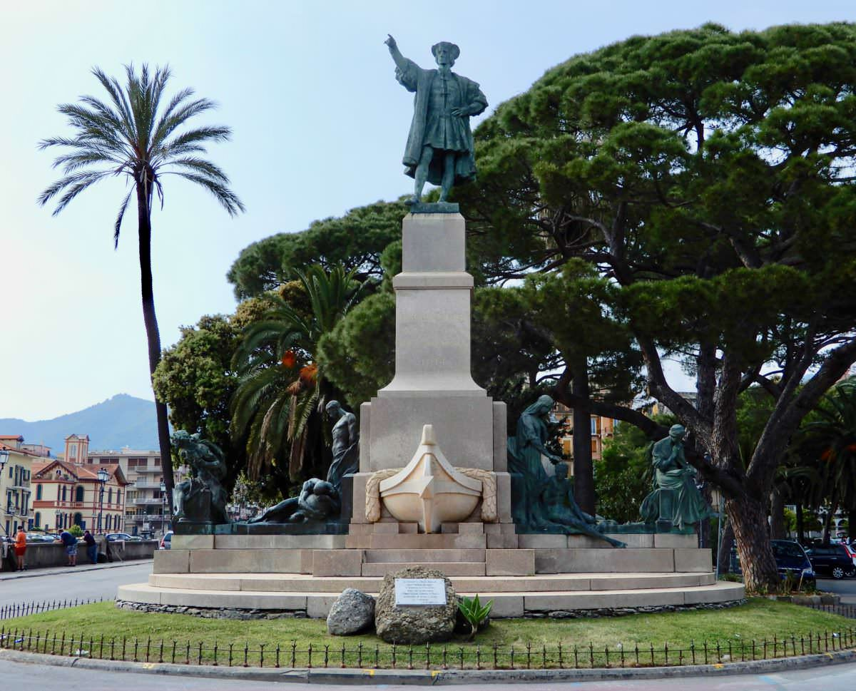 Christopher Columbus, Rapallo