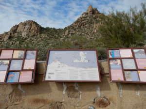 Pinnacle Peak, City of Phoenix Park, Arizona