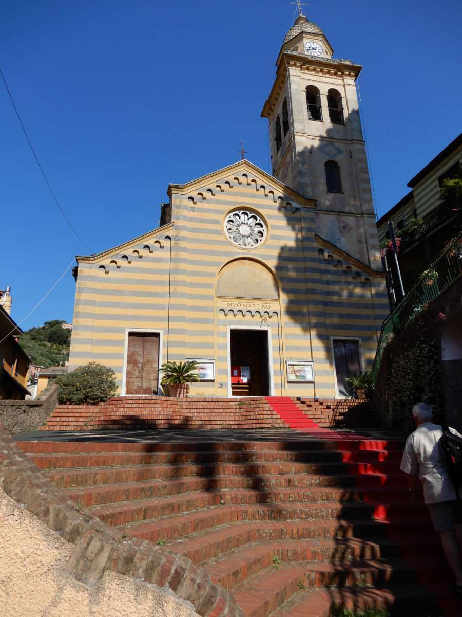 Church of San Martino, Portofino