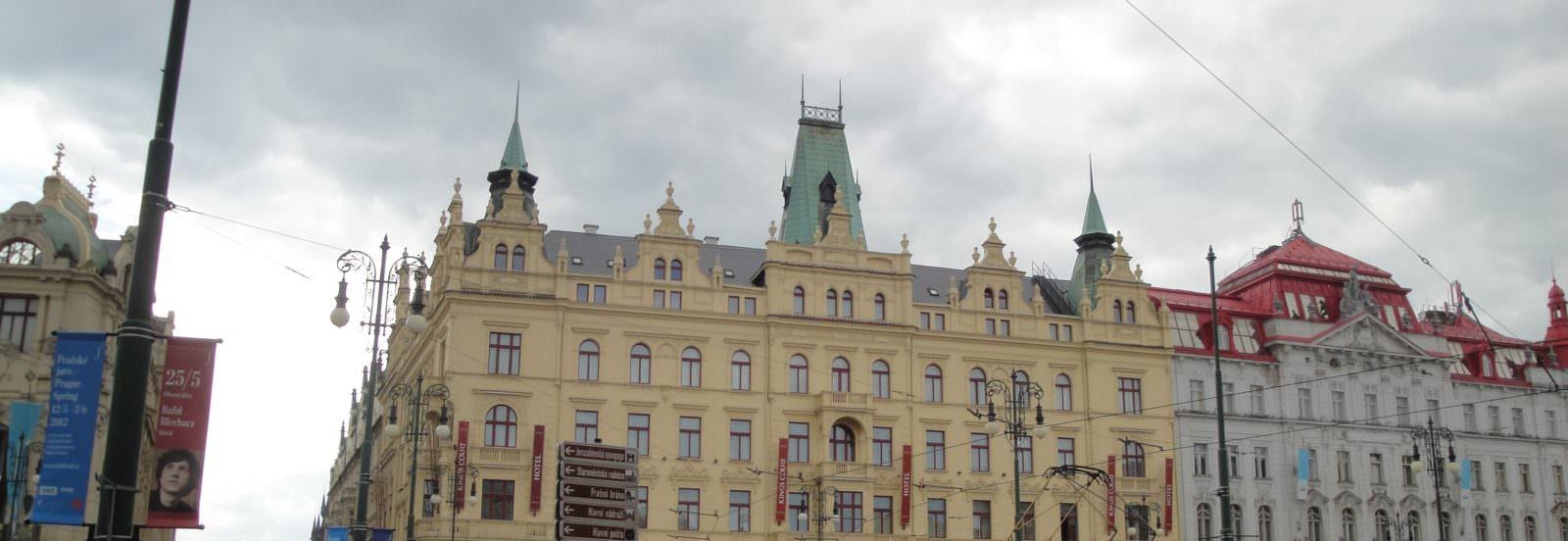 Picture-perfect Prague, Czech Republic