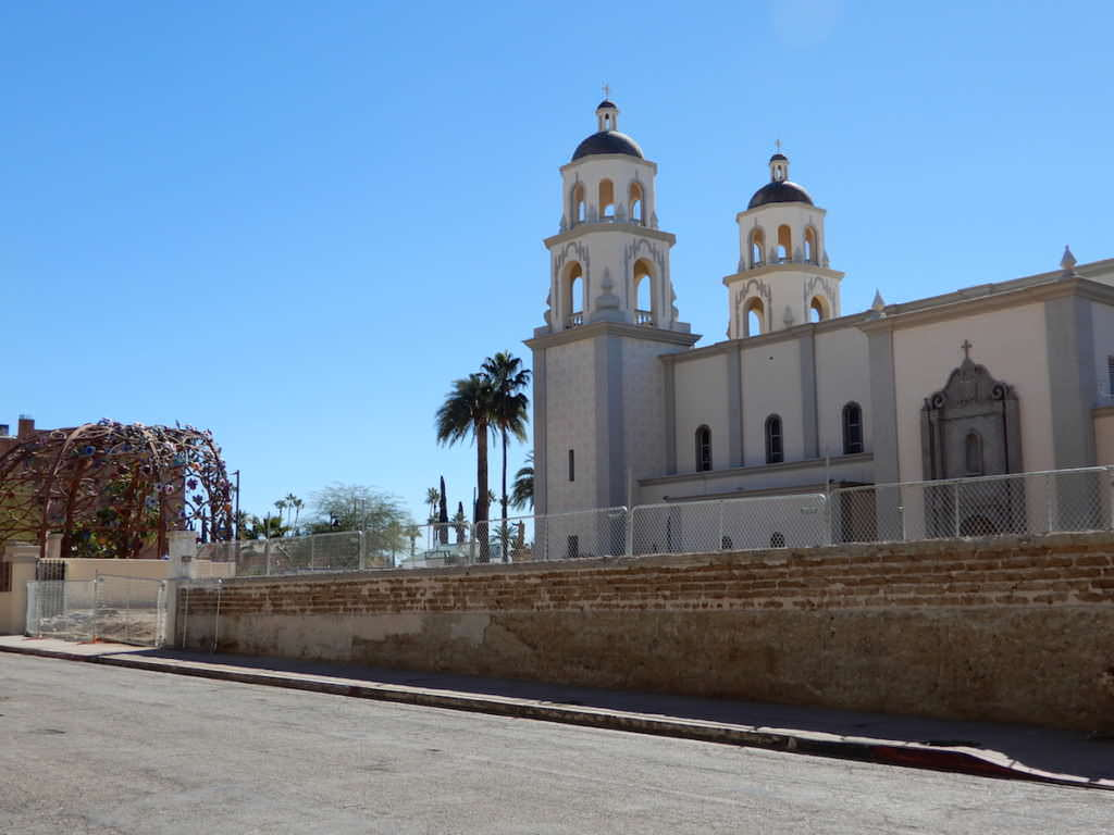 St Augustine Church, Arizona