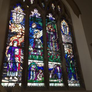 St Mary's stained glass