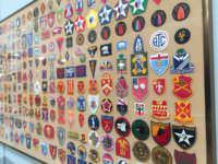 Wall of Patches, Arizona