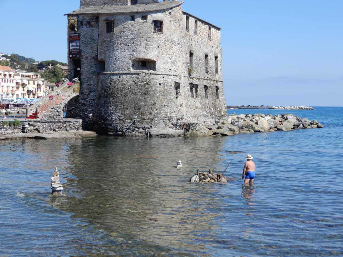 The Rapallo Castle