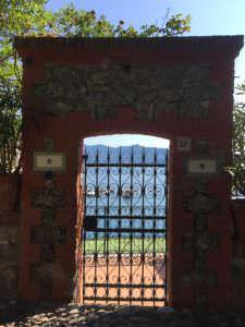 You want to want through, right? The Walk to San Giorgio Church, Portofino